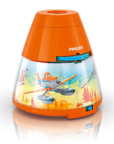 Philips 71769/53/16 Disney Planes