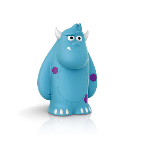 Philips 71883/25/P0 Disney SoftPal Sulley