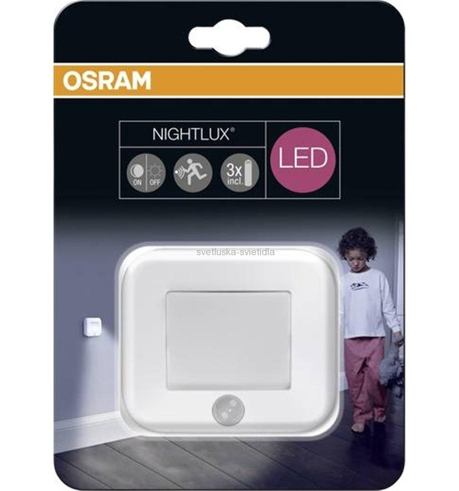osram nightlux hall white. Black Bedroom Furniture Sets. Home Design Ideas