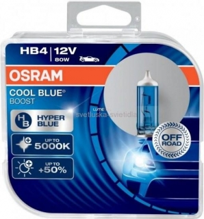 Osram Cool Blue Boost 69006CBB HB4 2ks/bal.
