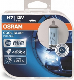 Osram Cool Blue Intense 64210CBI H7 2ks/bal.